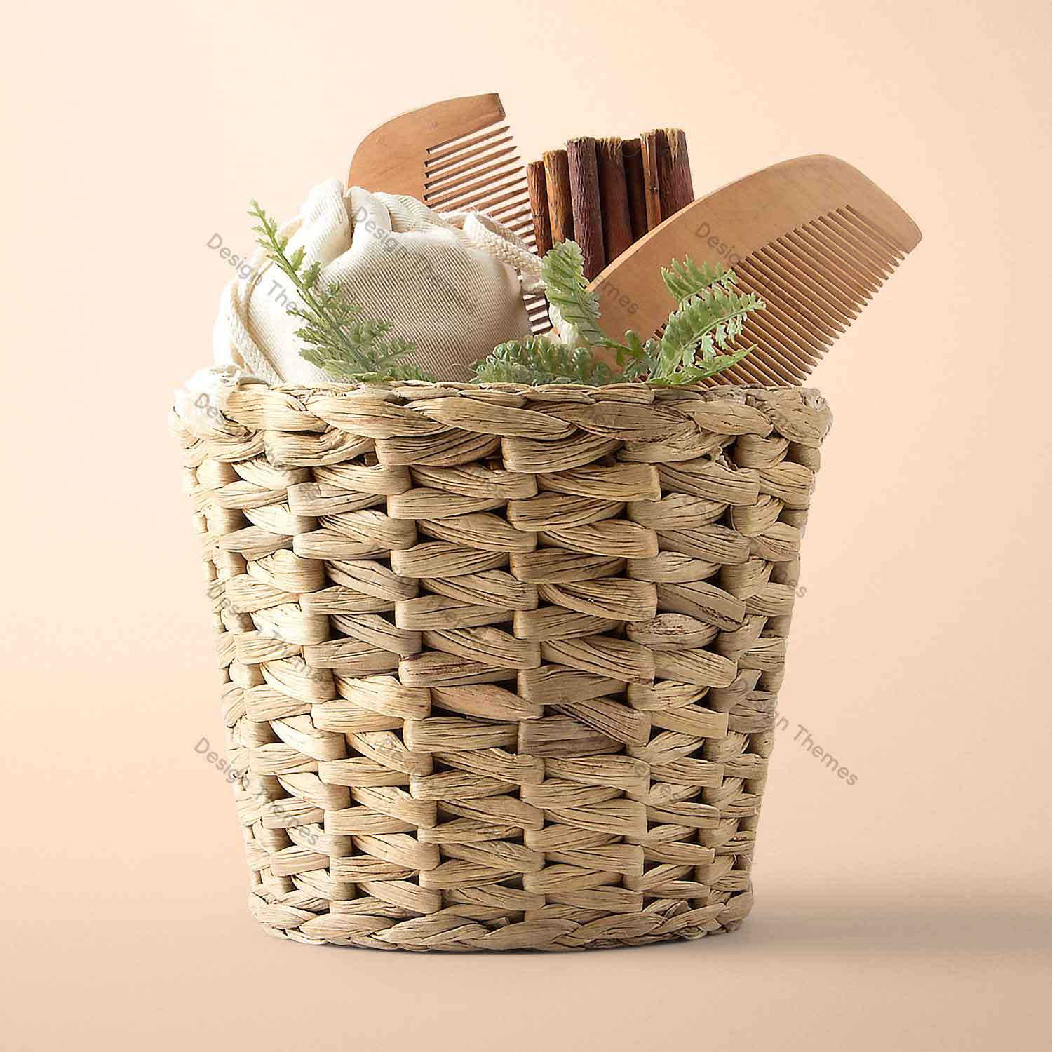 wicker basket combo